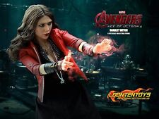 Hot Toys 1/6 MMS301 – Age of Ultron: Scarlet Witch IN STOCK