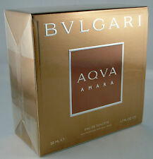 BULGARI AQUA AMARA - Nuovo Eau de Toilette 50ml for Men SCONTATISSIMO!!