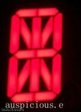 0.8' Alpha Numeric Red LED display common anode 50pcs