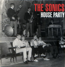 "THE SONICS  ""WAILERS HOUSE PARTY / KEEP A KNOCKIN'""  60's GARAGE PREV. UNISSUED"