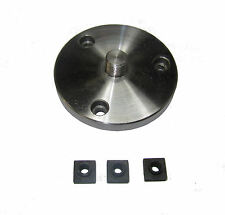 RDGTOOLS 14 X 1 ROTARY TABLE ADAPTOR PLATE / EMCO LATHES MILLING ENGINEERING
