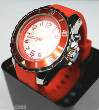 Kyboe montre watch ky-029-r Giant 48 FB. rouge