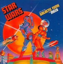 Star Wars and Other Galactic Funk by Meco (CD, May-1999, Hip-O)