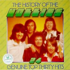 THE HOLLIES 'THE HISTORY OF THE HOLLIES' DUTCH IMPORT DOUBLE LP