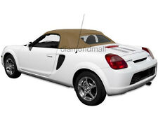 NEW TOYOTA MR2 Spyder 2000-2007 Convertible Soft Top Spider TAN Twill