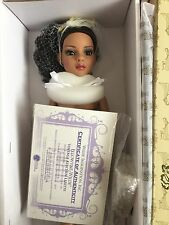 Tonner Ellowyne Wilde ~ Vintage Kitchen Lizette ~ nude DOLL only - yellow bows