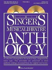 Singer's Musical Theatre Anthology Accompaniment Tapes: CD Only