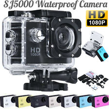 "SJ5000 2"" Full HD 1080P Action DV Sport Camera Recorder Waterproof Cam Camcorder"