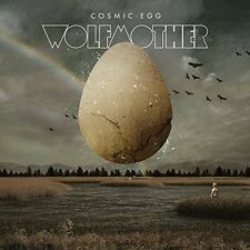 WOLFMOTHER Cosmic Egg 2 x Vinyl LP 2016 (16 Tracks) NEW & SEALED