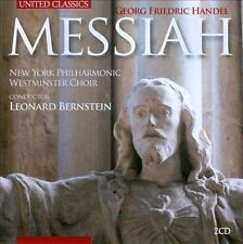 Handel; Messiah, New Music