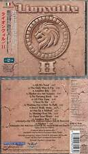 Lionville II +2 (2013) Japan CD +obi, AOR, Work Of Art, Boulevard, Bill Champlin