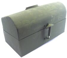 Military Water Trailer Accessory Stowage Box, Left Side M149A2 2540-01-168-9876