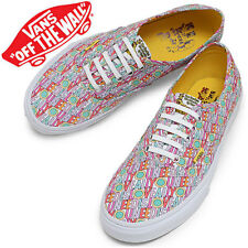 VANS AUTHENTIC THE BEATLES US 4 MEN/US 5.5 WOMEN YELLOW SUBMARINE SNEAKERS SHOES