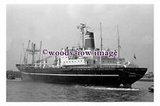 ra0046 - Norwegian Cargo Ship - Taiko - photograph