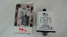 AMPERITE 24DP.1-10SDC 8-PIN TIME DELAY RELAY, 0.1 TO 10 SECONDS, 24 V DC INPUT