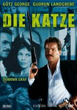 DVD * DIE KATZE - Götz George - Ein Dominik Graf  Film # NEU OVP%
