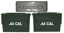 """.44 CAL ammo box( DECALS) two 4.5""""x 1.5"""" one 3""""x0.75"""" NO BOX INCLUDED"""