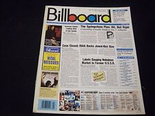 1992 MARCH 7 BILLBOARD MAGAZINE - GREAT MUSIC ISSUE & VERY NICE ADS - O 7286