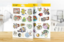Gravity Falls Sticker-Pack — Set Vinyl Stickers