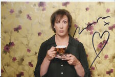 MIRANDA HART HAND SIGNED 6X4 PHOTO MIRANDA TV.