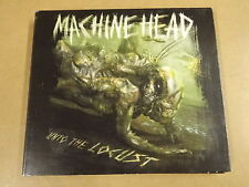 LIMITED EDITION CD + DVD / MACHINE HEAD - INTO THE LOCUST