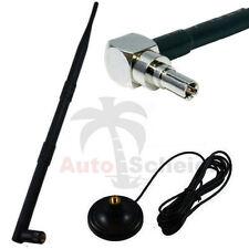UMTS Magnet Antenne für Huawei E156G E159 E160 E160G 16db Verstärker CRC-9 3G 4G