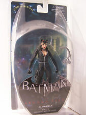 DC Direct Batman Arkham City Series 2 Catwoman figure MOC