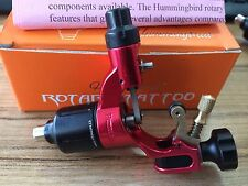 hummingbird pro rotary tattoo machine gun motor for liner shader RCA Cord SR2