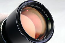 Mamiya-Sekor C 210mm f4 for Mamiya 645 M645 Lens Used