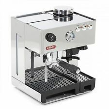 LELIT Anita PL042EM Italian Espresso Machine with Grinder 110V US- Made in Italy