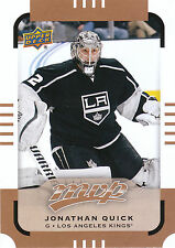 15/16 UPPER DECK MVP BASE SP #107 JONATHAN QUICK KINGS *5099