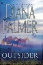 Outsider by Diana Palmer (2006, Hardcover)