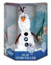 """Genuine Disney Frozen Olaf Storyteller Sings """"in Summer"""" Tells """"8 Stories"""""""
