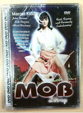 Mob Story (DVD) Margot Kidder Comedy NEW RARE FREE SHIPPING & TRACKING CONT US