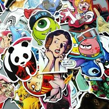 100pcs/lot Sticker Bomb Graffiti Vinyl Car Skate Skateboard Laptop LuggageDecal