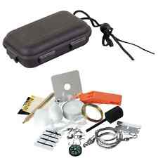 Emergency survival tin kit bushcraft outil