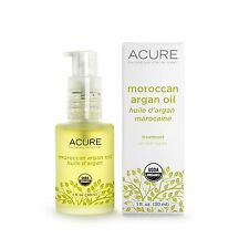 Moroccan Argan Oil Treatment - All Skin Types - 30ml by Acure Organics - Vegan