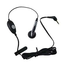 For Kyocera 2.5mm Motorola Mono Earbud Headset