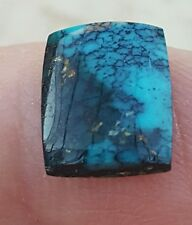 Rare HIGH GRADE PAIUTE GEM 2.5 carats  American cab cabochon NEVADA TURQUOISE