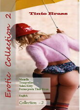 Erotic Collection 2. Tinto Brass. 2 DVD set.  4 movies in English