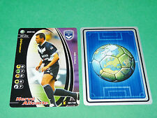 FOOTBALL CARD WIZARDS 2001-2002 HERVE ALICARTE GIRONDINS BORDEAUX PANINI