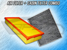 AIR FILTER CABIN FILTER COMBO FOR 2009 2010 2011 2012 2013 2014 PORSCHE CAYENNE