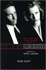 TRUST NO ONE-THE X FILES 3RD SEASON GUIDE BY BRIAN LOWRY-BRAND NEW - P.BACK BOOK