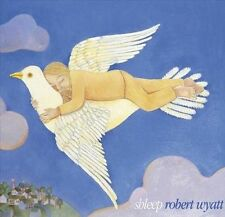 Robert Wyatt Shleep + CD limited Reissue vinyl LP NEW sealed