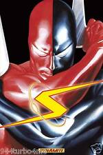DYNAMIC FORCES PROJECT SUPERPOWERS HC VOL #1 DLX Signed Edition  Out of Print