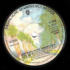 WIZZARD Rock N' Roll Winter (Loony's Tune) Vinyl 7 Inch Warner Bros K 16357 1974