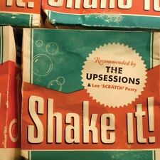 THE (FEAT. LEE 'SCRATCHY' PERRY) UPSESSIONS - SHAKE IT!  CD NEU