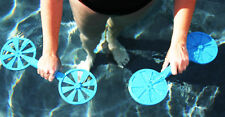 Water Gear Hand Paddles Swim Exercise Fitness Rehab Aerobics Dumbbell WG85300