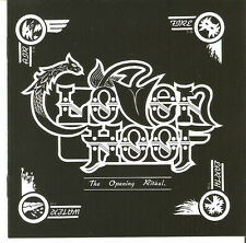 Cloven Hoof - The Opening Ritual ( CD) 2014