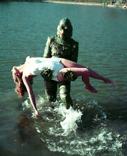 """Famous Monsters, Creature From the Black Lagoon Photo Print 11x14"""""""
